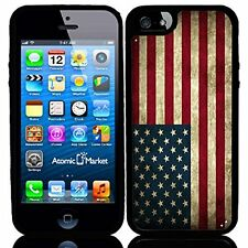 USA American Flag Grunge For Iphone 6 Case Cover