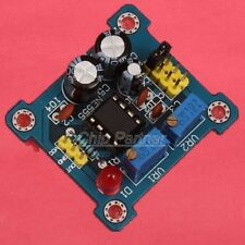 NE555 Duty Cycle Frequency Adjustable Pulse Generator Oscillator Circuit DIY