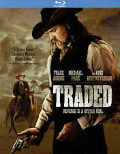 Traded [Blu-ray], Very Good Disc, Michael Paré, Tom Sizemore, Trace Adkins, Kris