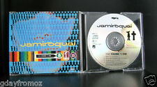 Jamiroquai - Too Young To Die 4 Track CD Single