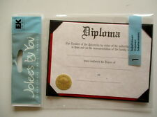 JOLEE'S BY YOU 3D STICKERS OR EMBELLISHMENT - DIPLOMA graduation