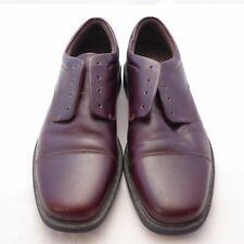 Rockport Brown Leather Lace Up Oxford Mens Shoes Size 10.5 N APM11771 Waterproof