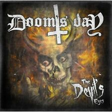 Doom's Day - The Devil's Eyes CD 2014 occult metal doom Canada