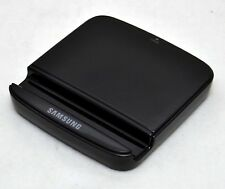 GENUINE Samsung Galaxy Note 2 II BLACK External Battery Charger Stand Micro USB