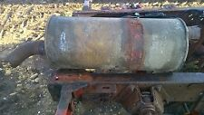 EXHAUST SILENCER REMOVED FROM FORD IVECO 75-E TECTOR -  BREAKING