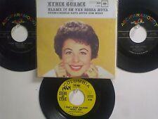 LOT OF 4  ' EYDIE GORME '/ ' STEVE & EYDIE ' HIT 45's+1PS(Copy)   THE 50's&60's!