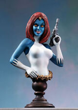 MYSTIQUE mini bust/statue~Bowen Designs~X-Men~Spider-Man~Avengers~NIB
