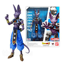 BEERUS figure DRAGON BALL SUPER shf z S.H FIGUARTS bandai THE GOD OF DESTRUCTION