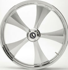 "21X3.5"" DOS REIS FRONT CUSTOM HARLEY WHEEL TOURING SOFTAIL"