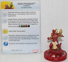 Marvel Heroclix Invincible Iron Man IIM 051 Iron Pharaoh (1500 BC) Chase