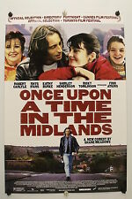 ONCE UPON A TIME IN THE MIDLANDS - Original Movie Poster - 2002 Rolled SS C9