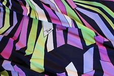 EMILIO PUCCI MADE IN ITALY  SILK JERSEY FABRIC CM 160 X 140
