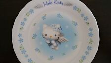 Rare Collectable Hello Kitty Porcelain Plate-A MUST HAVE FOR HELLO KITTY LOVERS