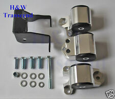 JDM Swap Bracket Motor Mounts 3 Bolts For Honda Civic B series EK B16 B18 Engine