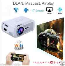 Everycom X7 S Plus Android Wifi Projector 1800 Lumens Support Full HD 1080p