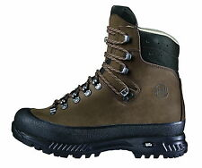 New Hanwag Mountain shoes: Yukon WIDE Men Leather Size 13 (48,5) earth