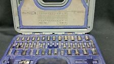 "Blue-Point BLPGSS1451A 51-Piece 1/4"" Drive Mixed Socket Set (14PCS Missing)"