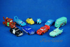 Disney Cars Fillmore Hudson Lightning McQueen Flo Guido Mater Cake Topper Figure