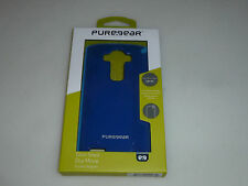 NEW IN BOX CELL PHONE PUREGEAR BLUE SLIM SHELL LG G4 61158PG CASE PROTECTOR LOT