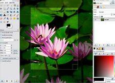 PHOTO EDITING software-opensource-photoshop - tutte le finestre libero 1st Class Post