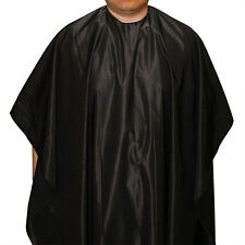 Hair Beauty Salon Barber Coloring Hairdressing Gown Hair Cut Cape Black US