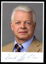 Bernd Küpperbusch Autogrammkarte Original Signiert ## 38285