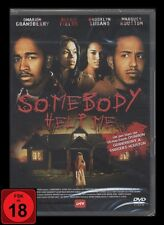 DVD SOMEBODY HELP ME - FSK 18 HORROR - OMARION GRANDBERRY + MARQUES HOUSTON *NEU