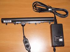 External battery charger for Gateway NE510 NE522 NE570 NE572 NV510P NV570P NV76R