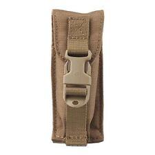 Airsoft Emerson Multiple Utilidad Antorcha Silenciador Humo Bolsa Bronceado Coyote Brown del Reino Unido