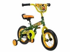 "12"" Boy's Diego Bicycle Bike Green"