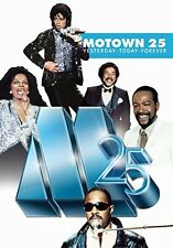 Motown 25: Yesterday Today Forever DVD 610583487695