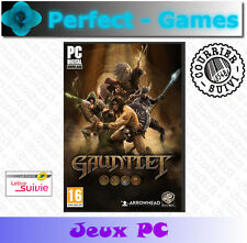GAUNTLET Games jeux PC neuf new sous blister