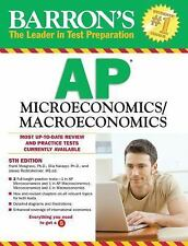 AP Microeconomics/Macroeconomics by Elia Kacapyr, Frank Musgrave and James...