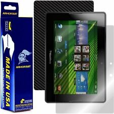 ArmorSuit MilitaryShield Blackberry Playbook Screen Protector + Black Carbon