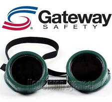 Gateway 36 Cup IR5 Welding 50mm Rigid Safety Chipping Goggles Gas Torch Cut Z87+