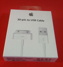 Original OEM Apple 30 Pin To USB Charge Sync Cable for iPhone 3 3G 4 4s iPod