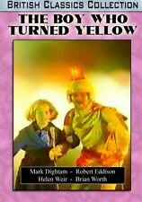 The BOY WHO TURNED YELLOW - 1972 DVD - Mark Dightam - Directed by MICHAEL POWELL