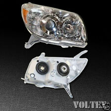 2006-2008 Toyota 4 Runner Headlight Lamp Clear lens Halogen Right Side