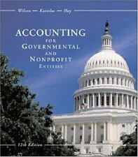 Accounting for Governmental and Nonprofit Entities with City of Smithville Packa
