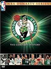 NBA Dynasty Series - Boston Celtics: The Complete History (DVD, 5-Disc Set, Spec