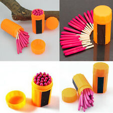 Camping Stormproof Match Matches Kit Windproof Survival Emergency gear Warm NEW!
