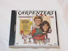 Christmas Portrait by Carpenters CD 1990 A&M The Special Edition 5173 DIDX 186