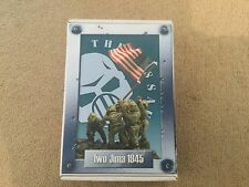 The Assault Group APM-SB1: 28mm US Marine Corps Iwo Jima Flag Raising Box Set