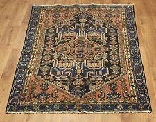 Persian Traditional Vintage Wool 188cmX 115cm Oriental Rug Handmade Carpet Rugs
