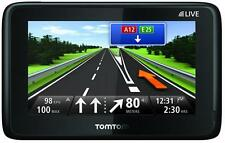 TomTom Go Live 1015 M Europe HD-Traffic Google Navigation + FREE Lifetime Maps #