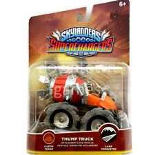 THUMP TRUCK Skylanders Superchargers NEW Smash Hit's vehicle IN HAND