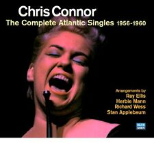 Chris Connor  THE COMPLETE ATLANTIC SINGLES 1956-1960 (DIGIPACK)