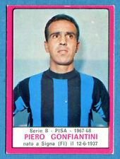 New CALCIATORI PANINI 1967-68-Figurina-Sticker - GONFIANTINI - PISA - Nuova