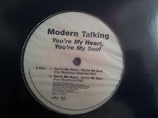 Modern Talking - You're my heart soul '98 12'' UK Promo