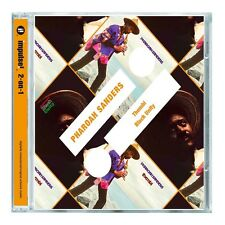 Pharoah Sanders-Thembi/Black UNITY CD NUOVO